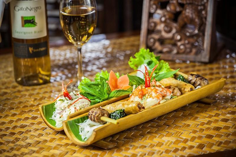 Chef Bernard Ibanez creates Mekong Delta fusion cuisine